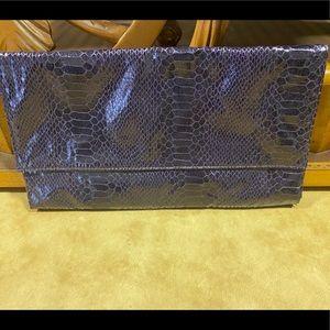 Handbags - Purple sake fifth ave clutch